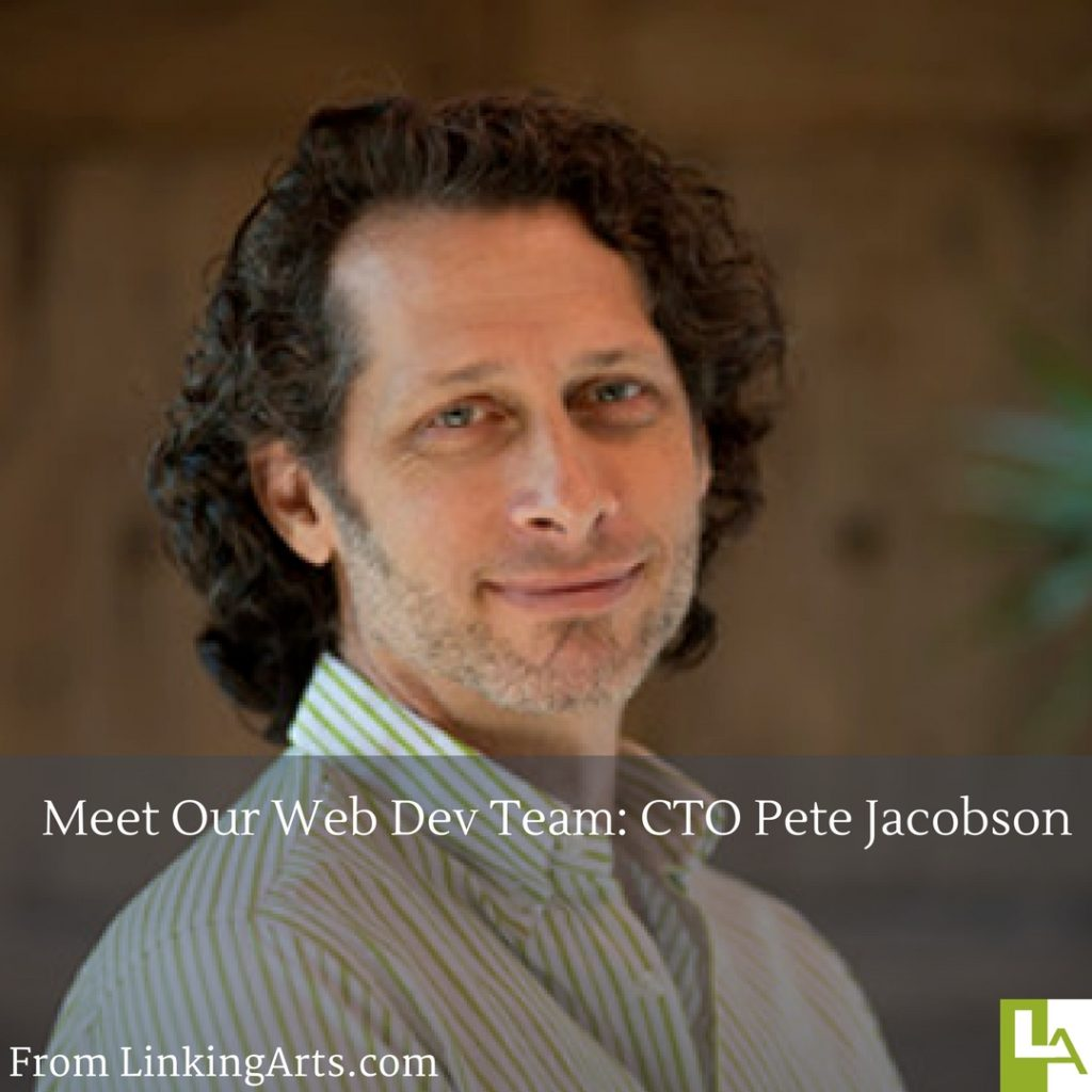 Meet Pete Jacobson, New Orleans based Web Developer & CTO